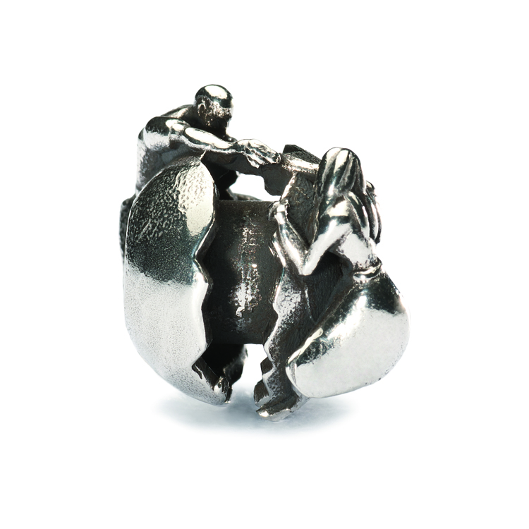 Trollbeads Holding on to Love Bead *Retired*