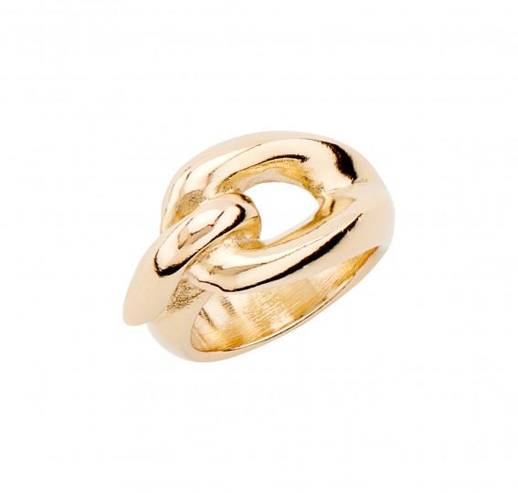 Uno de 50 SEW-ME Ring - Gold