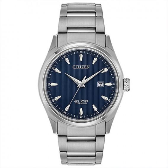 Citizen Eco Drive Titanium Watch