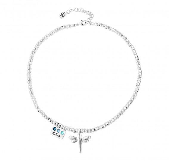 Uno de 50 HEAL-ME Necklace - Silver