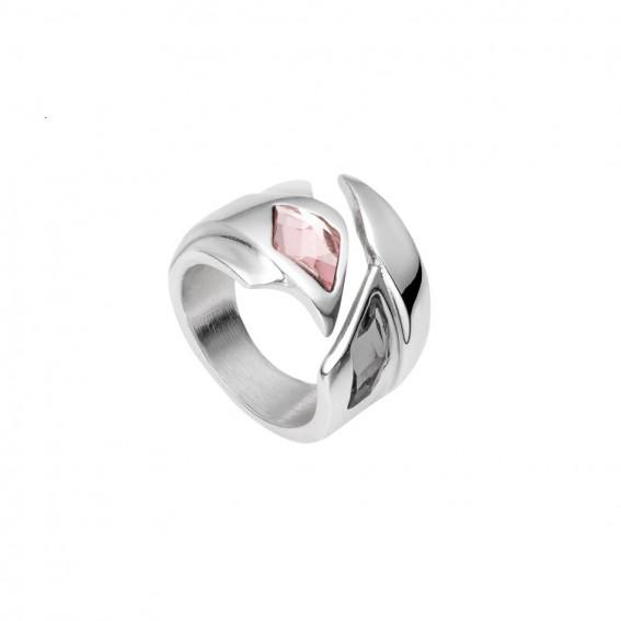 UNO de 50 SUPERSTITION Ring - Silver - XL