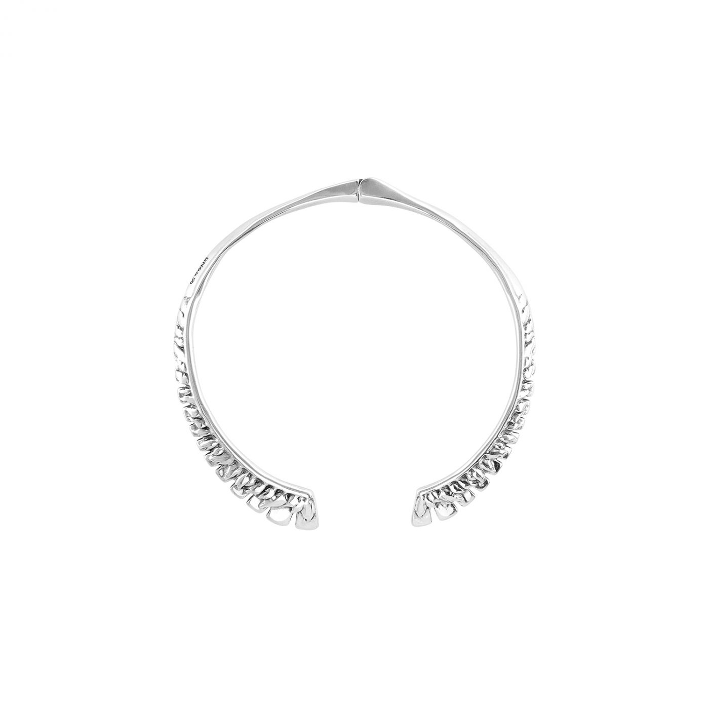 Uno de 50 Feather in the Breeze Necklace